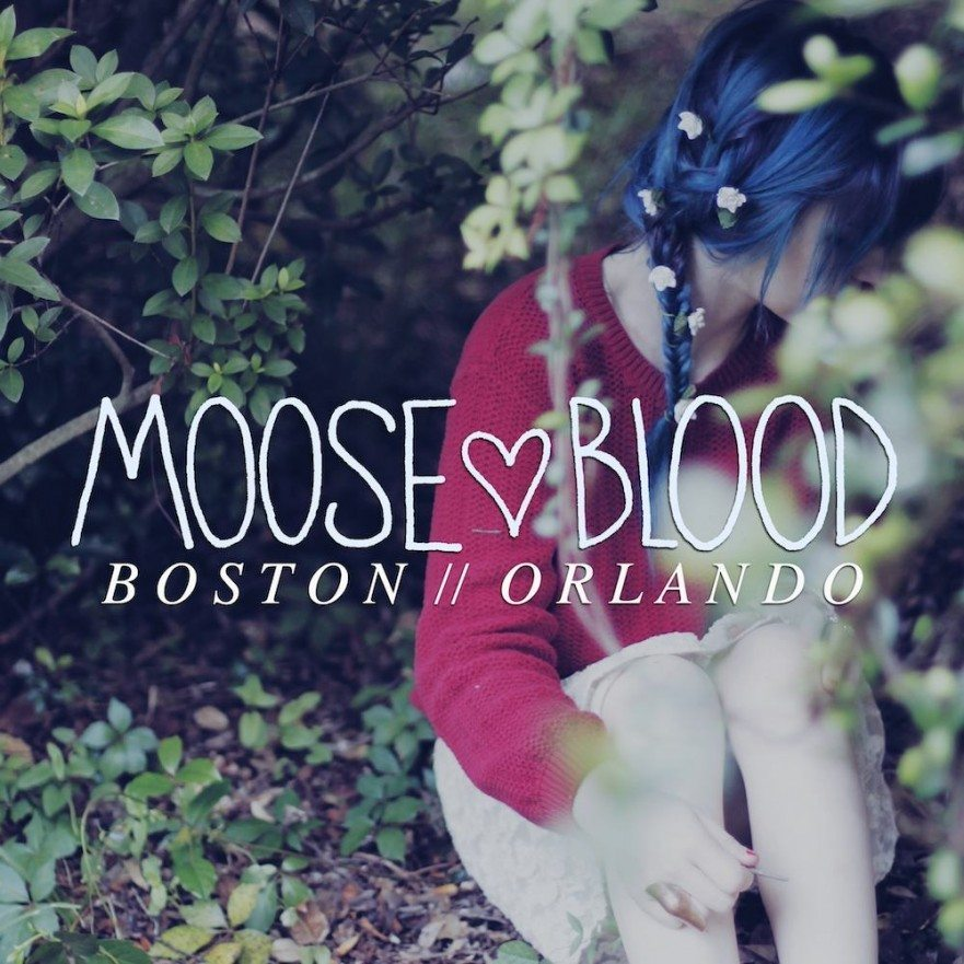 Moose Blood Boston Orlando - Venn Records