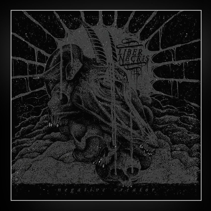 Liber Necris - Negative Creator - Venn Records