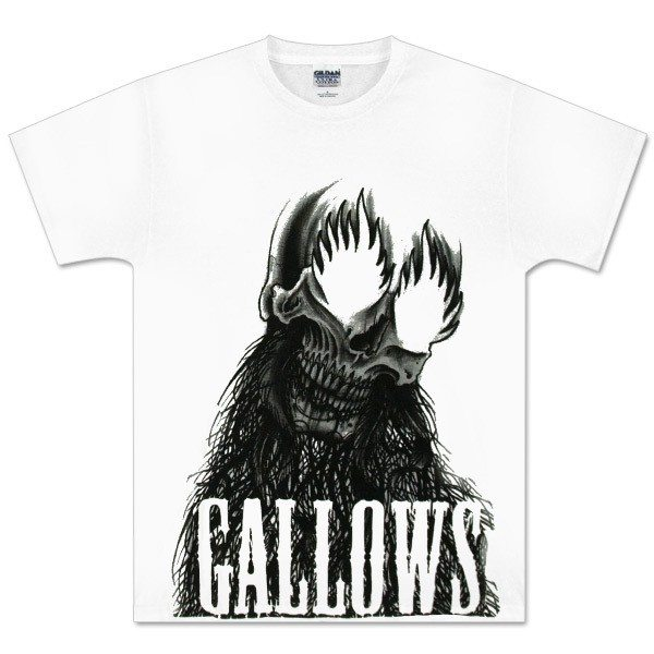 Gallows-Skull-T-shirt-Venn-Records