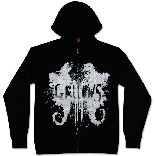 Gallows-Wolves-Zip-Up-Venn-Records