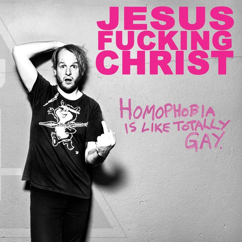Jesus Fucking Christ - EP - Venn Records
