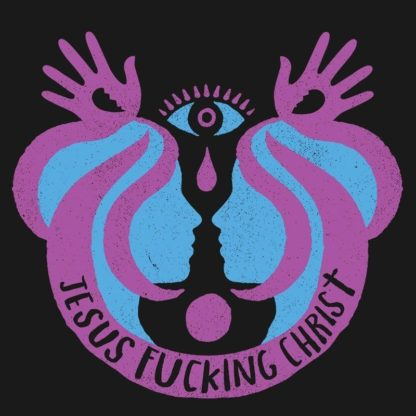 Jesus Fucking Christ - Shirt Detail - Venn Records