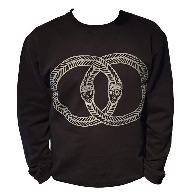 Snakes Crew Neck - Venn Records