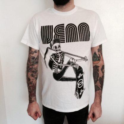 Venn Records - White Thrash - T-Shirt