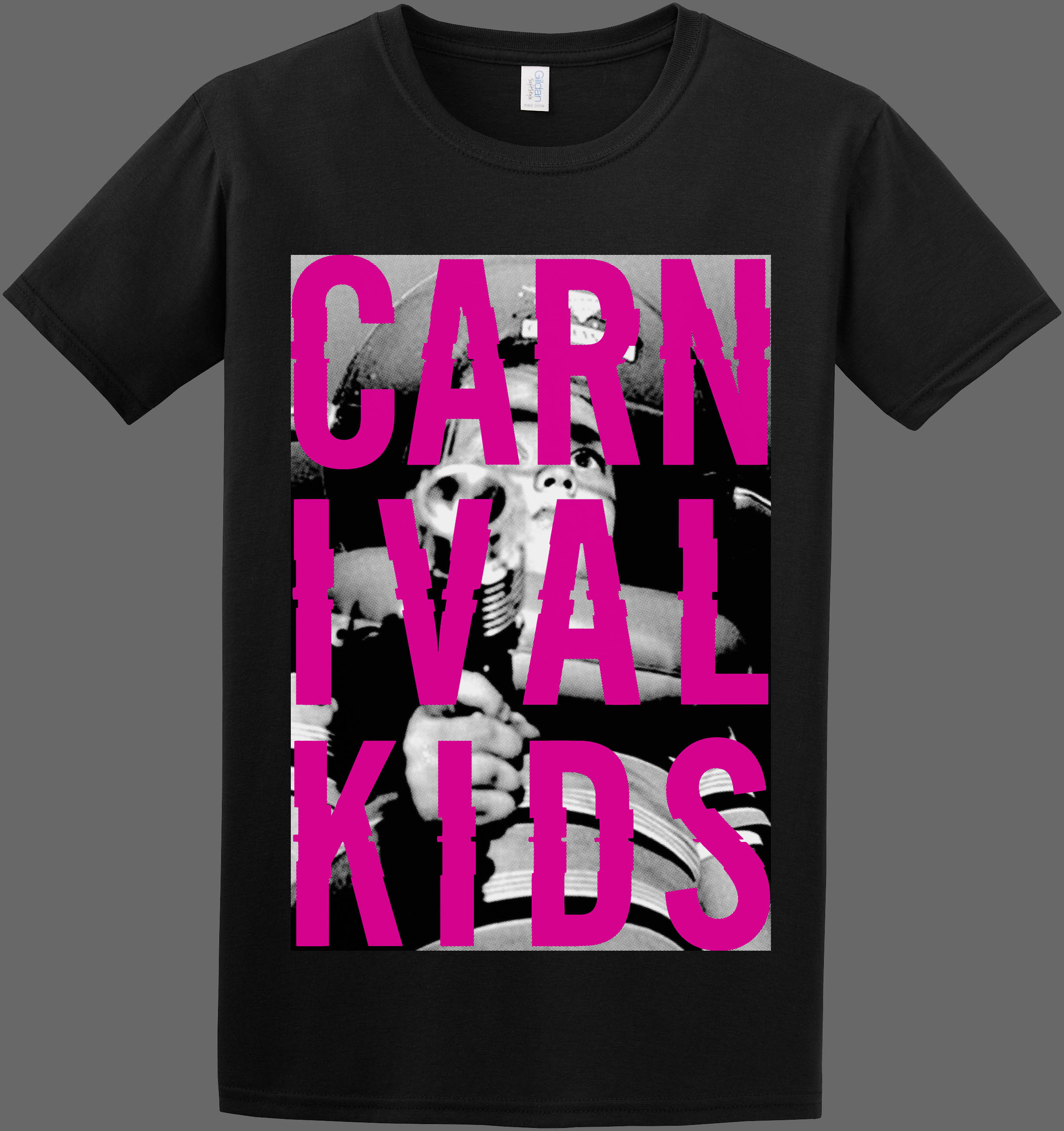 Carnival Kids - Venn Records - T-shirt
