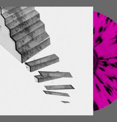 Carnival Kids vinyl - Venn Records - pink black splatter