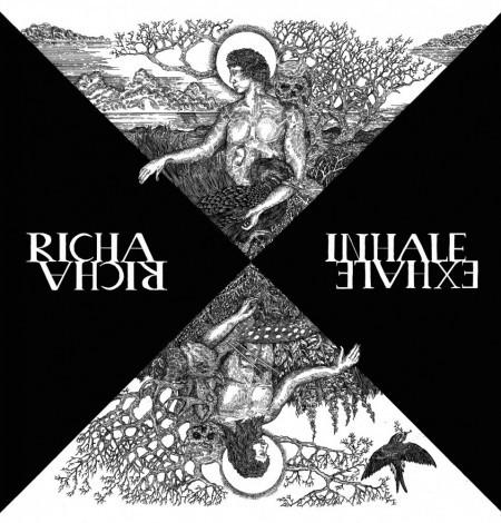 "Richa - Inhale Exhale - 12"" Vinyl - Venn Records"