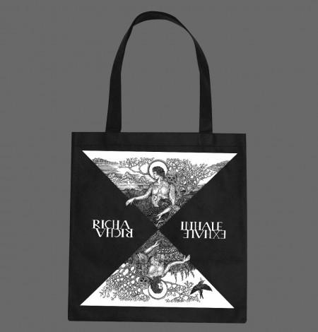 Richa - Inhale Exhale - tote - Venn Records
