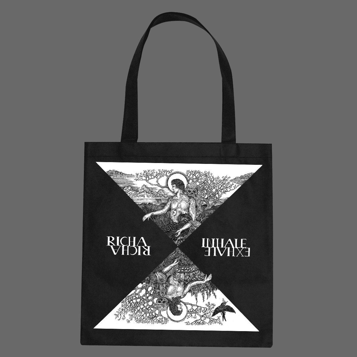 Richa - Inhale Exhale - tote - Venn Records
