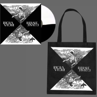 Richa - Inhale Exhale - Tote & Vinyl Bundle - Venn Records