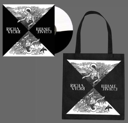 Richa - Inhale Exhale - Tote & Vinyl Bundle - Venn Records