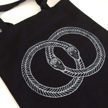 Venn Records - Snakes Tote Bag