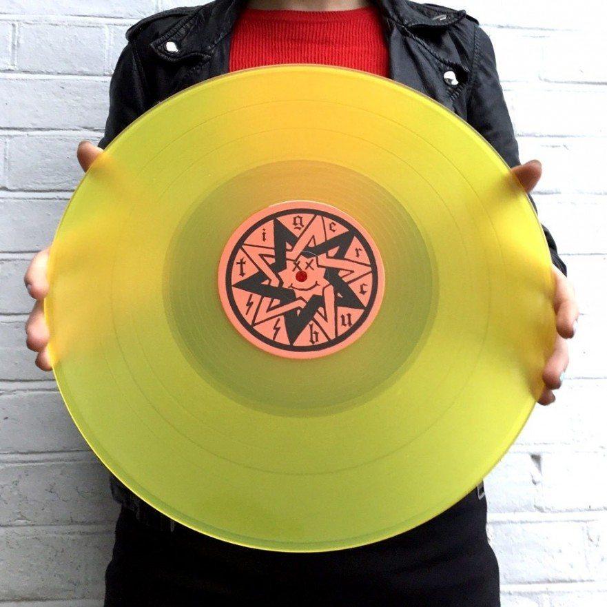 Tigercub Repressed Semantics Vinyl - Venn Records