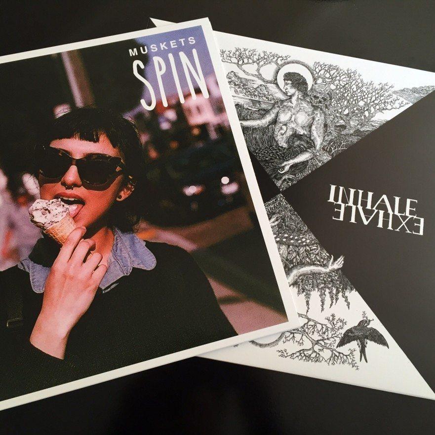 Muskets Richa Venn Records Vinyl Bundle