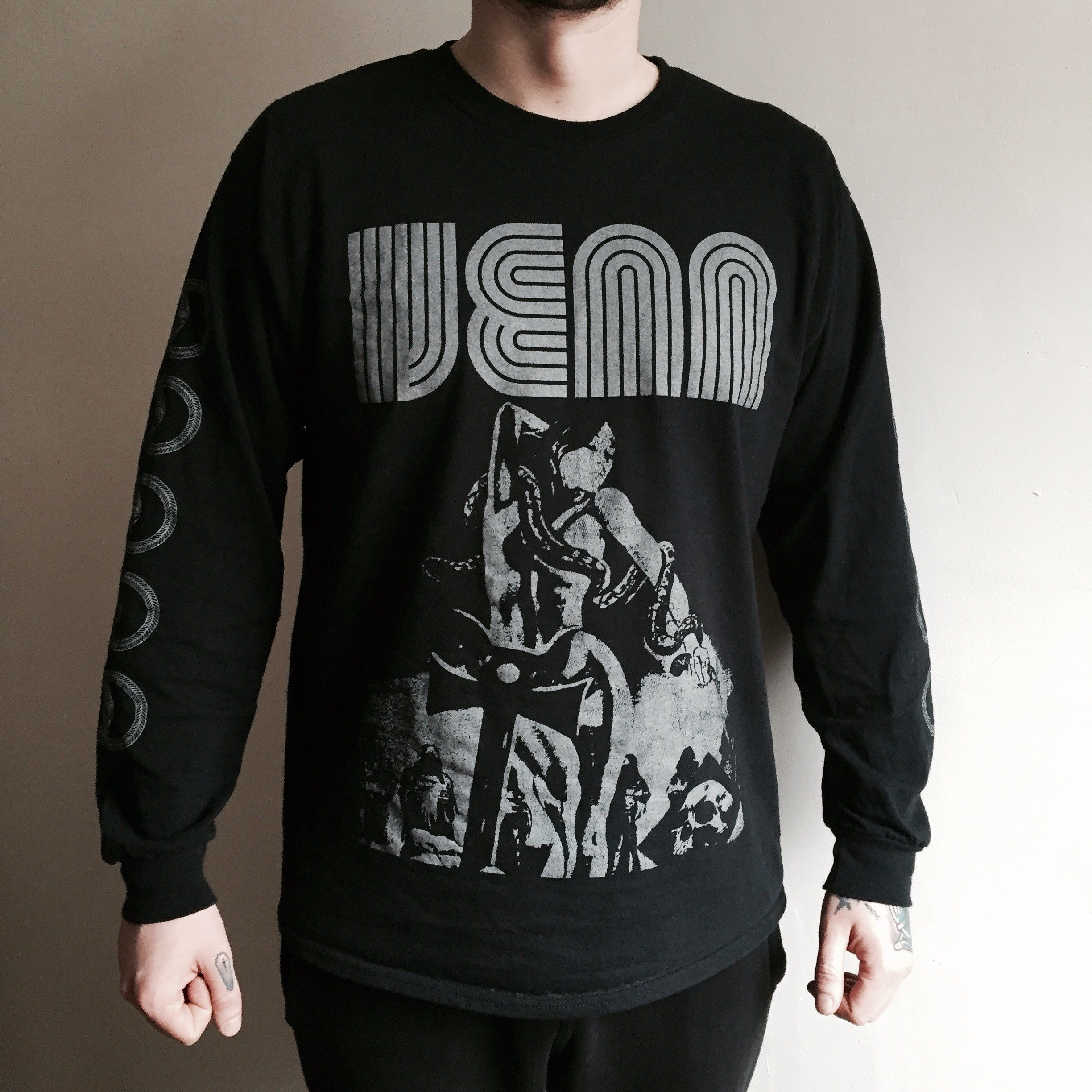 Venn Records - Long Sleeve T-Shirt