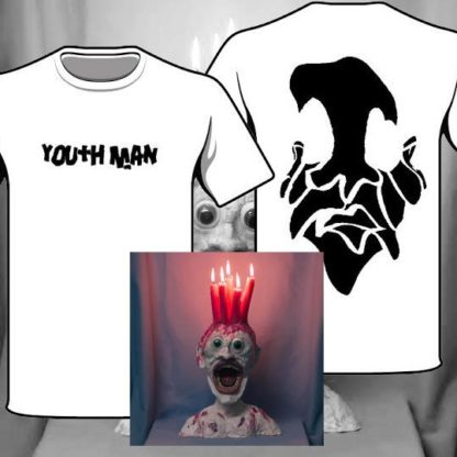 Youth Man Wax t-Shirt Venn Records