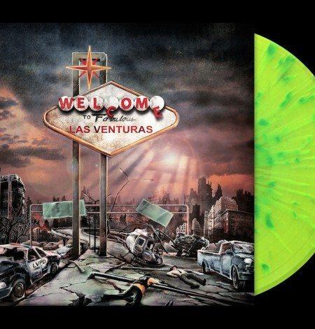 Grove Street Families - The Las Venturas EP - Vinyl Edition - Venn Records