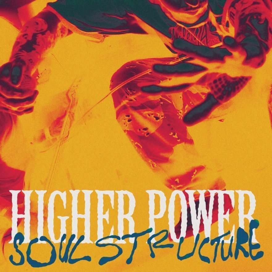Higher Power - Soul Structure Vinyl LP - Venn Records