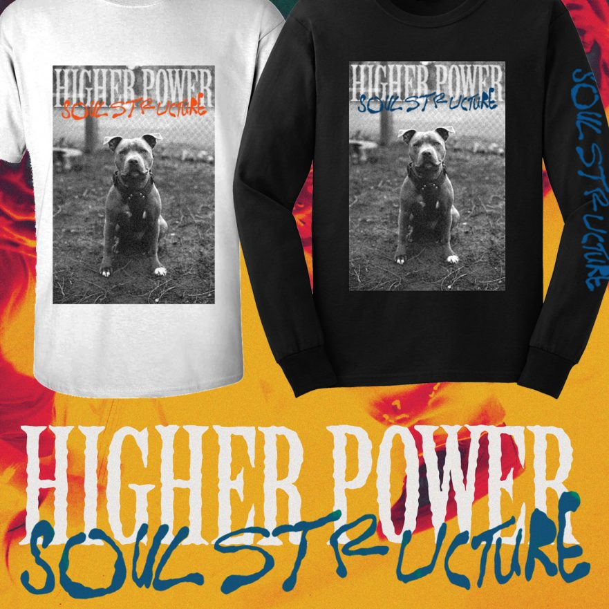 Higher Power - Soul Structure - Vinyl LP and Shirt Bundles - Venn Records