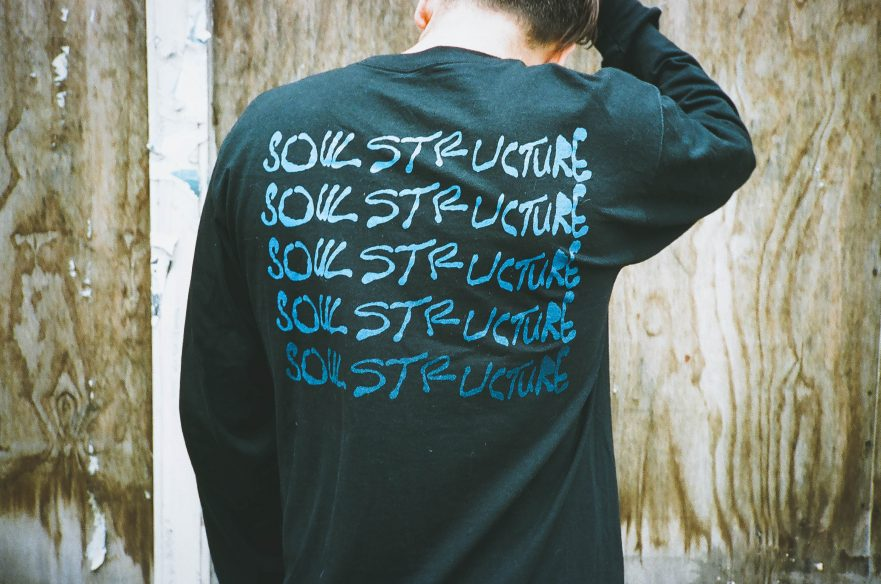Higher Power - Soul Structure - Long sleeve back - Venn Records