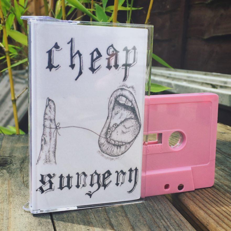 CHEAP SURGERY TAPE 2017 DEMO - Venn Records