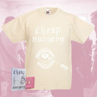 Cheap Surgery T-shirt Bundle - Venn Records