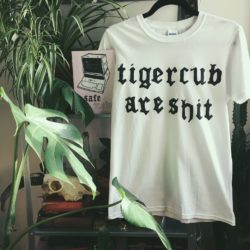 AdVENN Day 9 - Tigercub T-Shirt & Zine