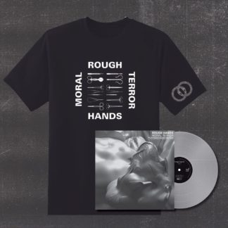 Rough Hands - Moral Terror Vinyl & Shirt Bundle