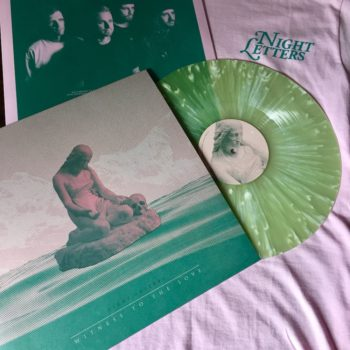 Night Letters -Witness to the Love - Vinyl bundle - Venn Records