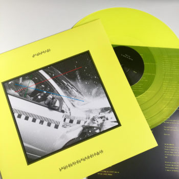 High Vis - No Sense No Feeling vinyl - Venn Record