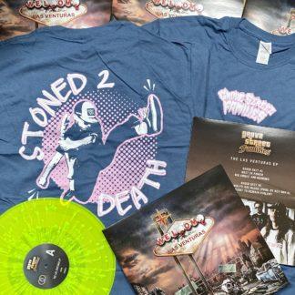 Grove Street Families - Las Ventures EP Tee Bundle - Venn Records