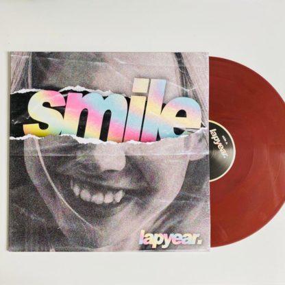 Lapyear Smile Vinyl Ecomix Venn Records
